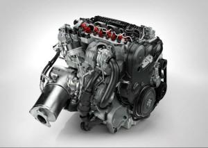 VOLVO D4 エンジン