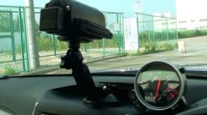 車載カメラマウントキット