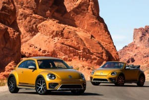 2016 VW ビートル デューン