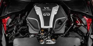 日産3.0リッターV6ターボエンジン