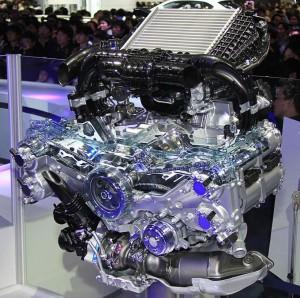 FB16型エンジン