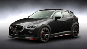 CX-3 Racing Concept 2016