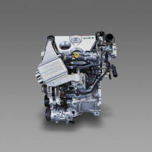 トヨタ NR-FTS型エンジン