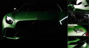 2016 メルセデス・ベンツ AMG GT-R