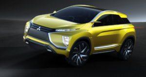 三菱自動車 XM Concept