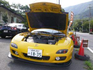 RX-7レンタカー