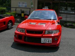 エボ6・トミマキネンモデル