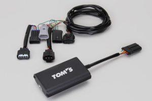 C-HR・オーリス用トムスパワーボックス