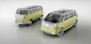 2017 I.D. Buzz Microbus