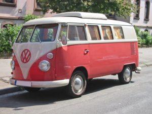 VWバス T2
