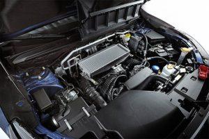 スバル FA24 2.4L水平対向ターボエンジン