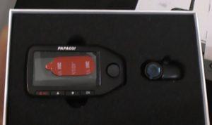 PAPAGO Safe 360 前後同時録画可能なドライブレコーダー