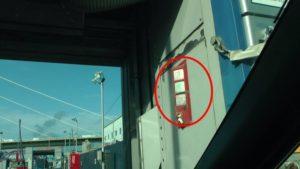 シェン車のジャバ グリーン点灯で洗車開始