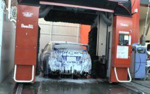 洗車機 剣