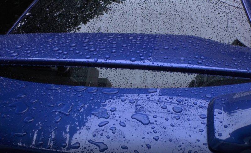雨 ガラス 染み コーティング