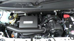 S07B型のNAエンジン
