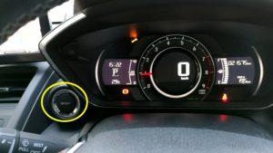 S660 スポーツモード 切り替えボタン