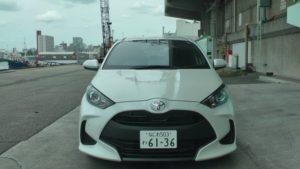 2020年2月発売 トヨタ ヤリス 10系 1.0Lガソリン車