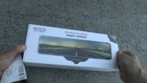 2020年製 AKEEYO ドライブレコーダー