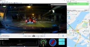 Dashcam Viewer ドライブレコーダー無料ソフト
